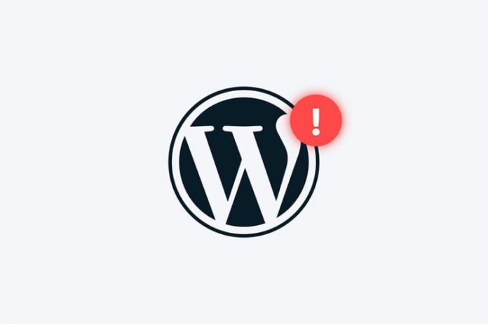 guide to avoid wordpress errors