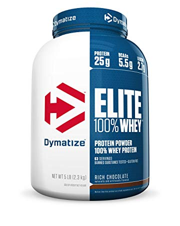 Dymatize elite whey protein has many benefits