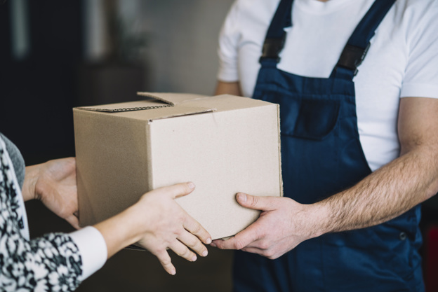 package receiving services